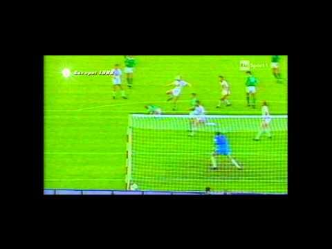 euro '88: tutti i goal del campionato europeo 1988 in germania ovest!