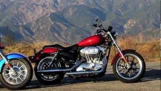 3. 2012 Harley-Davidson Sportster SuperLow vs. Triumph America
