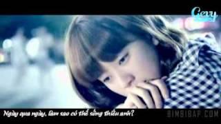 [Vietsub][MV] Crazy In Love - Ji Sun (Shining Inheritance OST)