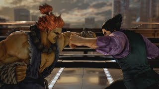 Video Tekken 7 Story Mode - All Akuma VS Kazuya Battles MP3, 3GP, MP4, WEBM, AVI, FLV Februari 2019