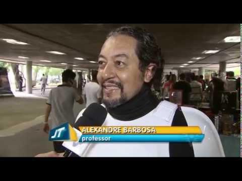 Santos Comic Expo 2014 - TV Tribuna