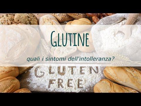 i sintomi dell'intolleranza al glutine da non sottovalutare