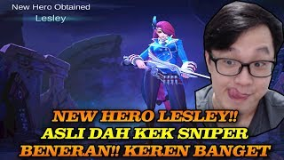 Download Video NEW HERO !!! LESLEY !! SNIPER GADA OBAT !! IRITHEL KALAH !! MP3 3GP MP4