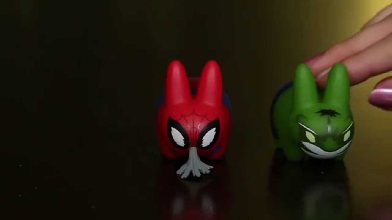 Marvel Labbit Series 2 Blind Boxes – Ep. 2