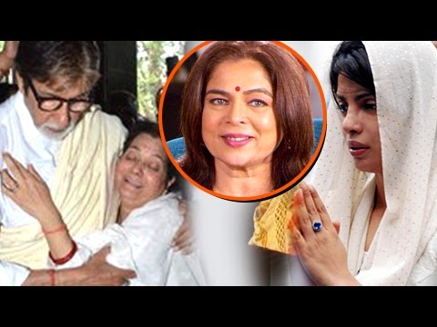 Priyanka Chopra, Amitabh Bachchan, Madhuri Dixit M