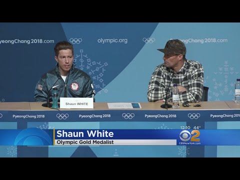 Shaun White Apologizes For 'Gossip' Remark