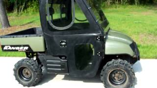 4. 2008 POLARIS RANGER XP 700 EFI
