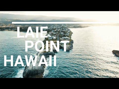 Laie Point 4K - Oahu Northshore Hawaii - June 2020 #laie #hawaii #4k