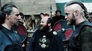Vikings - Ragnar Lothbrok VS Earl Haraldson [Vikings Fight Scene] [HD]