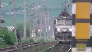 8. 106  Trenuri in Dezmir / Trains at Dezmir - 11.Mai.2018