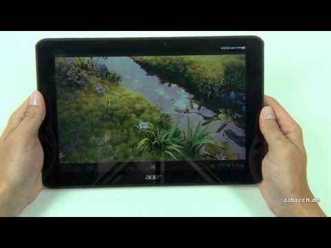 Acer Iconia Tab A700 review - english (Full HD)