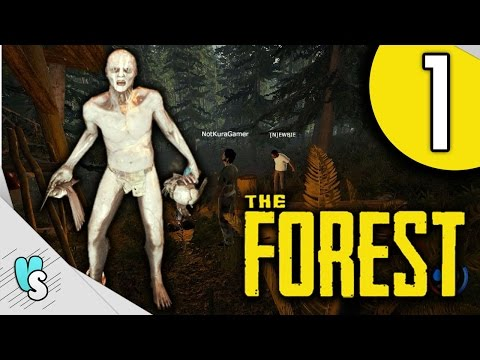 The Forest Indonesia Part 1 - Ketemu Kembarannya Sumanto HAHA!!
