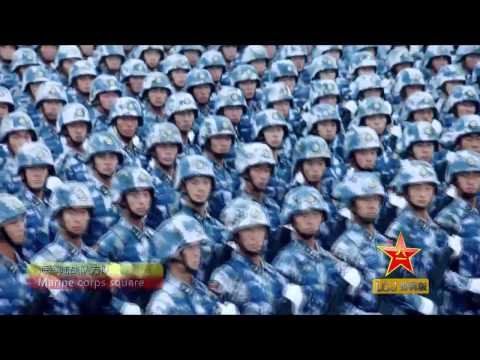Армия Китая (видео НD 2013) - DomaVideo.Ru