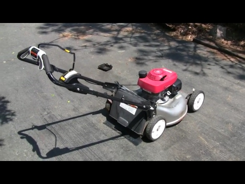 DIAGNOSING LAWNMOWER WITH BAD VIBRATION