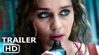 ABOVE SUSPICION Trailer (2020) Emilia Clarke, Thriller Movie by Inspiring Cinema