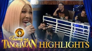 Video Tawag ng Tanghalan: Vice Ganda asks the hurado to impersonate Vina Morales' voice MP3, 3GP, MP4, WEBM, AVI, FLV Juli 2019