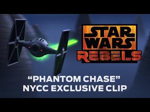 Star Wars Rebels (NYCC Clip)