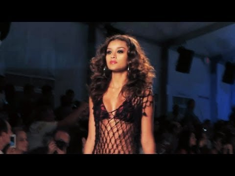 Lisa Blue Swimwear ft Karina Smirnoff & Bikini Models | Miami Swim Spring/Summer 2013 | FashionTV