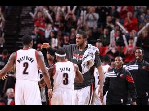 Trailblazers - Take a look at the Portland Trail Blazers Top 10 Plays from the 2011-2012 Regular Season!