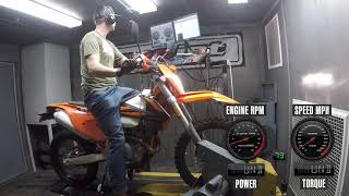 6. How Much Power Does The 2019 KTM 500 EXC-F Make?