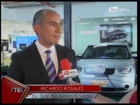Kía Motors presenta ventajas modelo Soul Eléctrico
