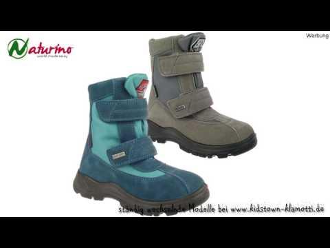 Naturino Mädchen, Jungen, Baby Schuhe / Stiefel / Kidstown Klamotti