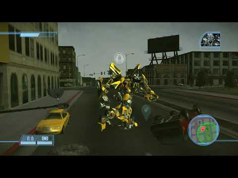 Transformers The Game Mod - Bumblebee VS Megatron