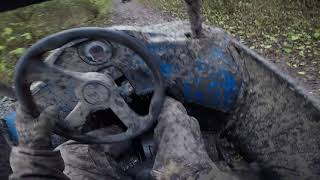5. Polaris Ace 570 Mudding ....JUST PIN IT!