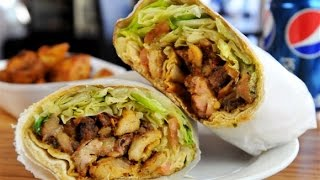 How To Make Delicious Chicken Shawarma At Home