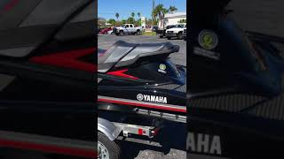 8. 2018 Yamaha VXR walk around
