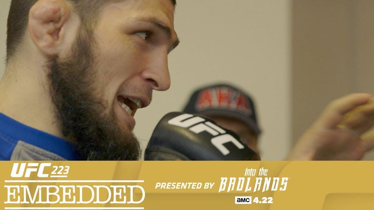 UFC 223 Embedded: Vlog Series - Episode 3