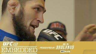 Video UFC 223 Embedded: Vlog Series - Episode 3 MP3, 3GP, MP4, WEBM, AVI, FLV Oktober 2018