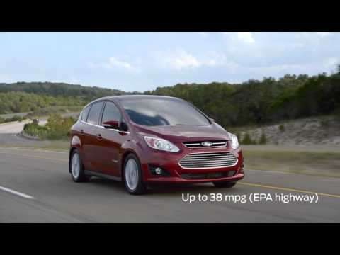 2016 Ford C Max Overview