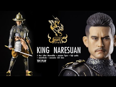 รีวิว ชุดผ้า 1/6 สมเด็จพระนเรศวรมหาราช [King Naresuan byToy2plays]