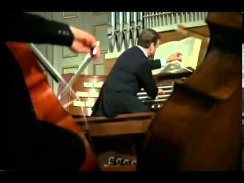 Haendel Organ Concerto Op 4 No 3 G minor Karl Richter