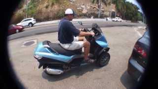 6. Piaggio mp3 250cc