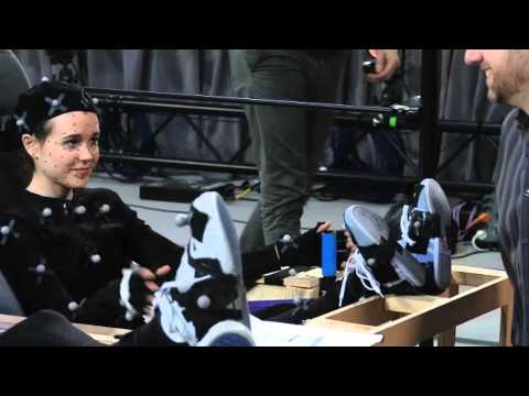 Смотреть онлайн видео Beyond: Two Souls - Motion Capture Video