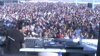 Oscar Mulero - Live @ Monegros 2004