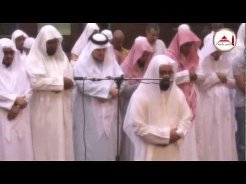 تلاوة هادئه خآشعة للشيخ ناصر القطامي من جدة
