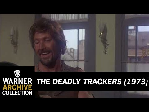 The Deadly Trackers - Clip