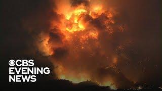 Video California wildfires burn more than 100,000 acres MP3, 3GP, MP4, WEBM, AVI, FLV November 2018