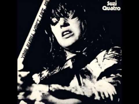 Suzi Quatro - A Stranger With You (Bonus Track) (видео)