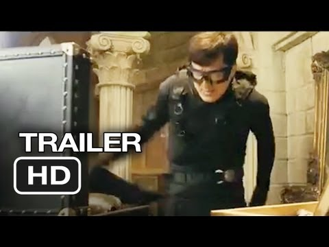 Chinese Zodiac TRAILER 2 (2012) - Jackie Chan Movie HD Video