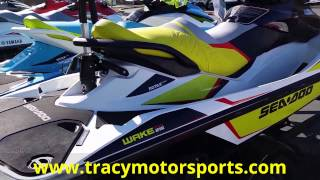 3. For sale: 2015 Sea-Doo Wake Pro 215