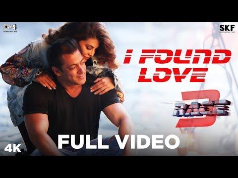 I Found Love Full Song Video Race 3 Salman Khan Jacqueline Fernandez Vishal Mishra