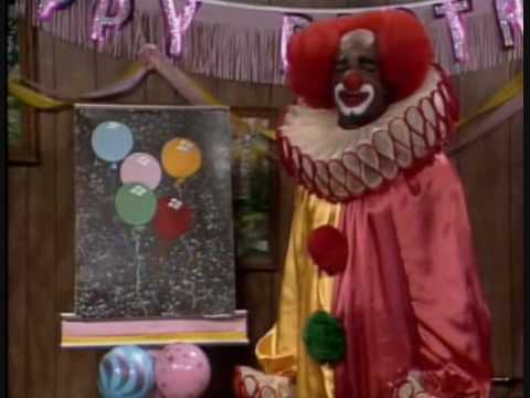 clown - Here's Homey!