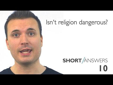 Isn't Religion Dangerous?  |  Gareth Black