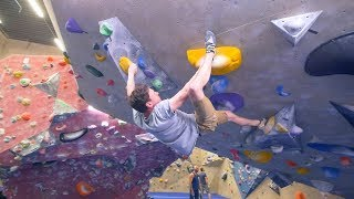 Classic Madness From Fredrik And Classic Mess Up From Eric by Eric Karlsson Bouldering