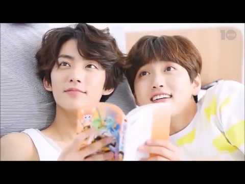 Chandeul (B1A4's Gongchan & Sandeul) - Cute Moments