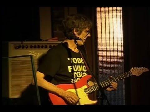 Luis Alberto Spinetta video Hola dulce viento - Moliere, San Telmo 12/11/2009